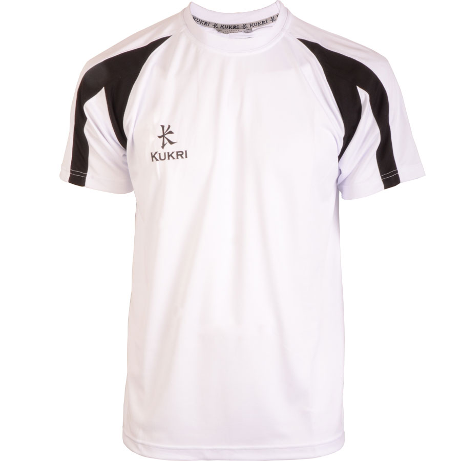 T shirt white black - Premium